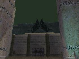 竜の大墳墓?
